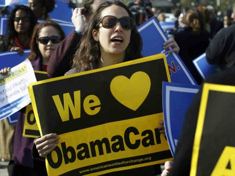 $1B to Be Spent to Promote Obamacare in 'Normandy Invasion' of Health System