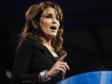 Palin Resolves to Be 'More Aggressive' Calling Out 'Lapdog' Media