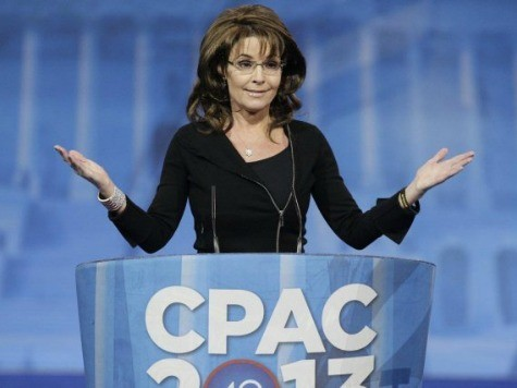 Exclusive: Sarah Palin Confirmed to Speak at CPAC