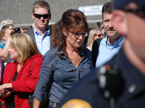 Sarah Palin: 'Lift One' for Chris Kyle During Super Bowl 2014