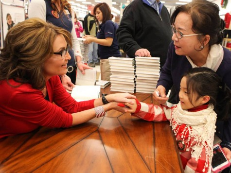 Blue-Collar Americans Embrace Palin's Defense of American Exceptionalism