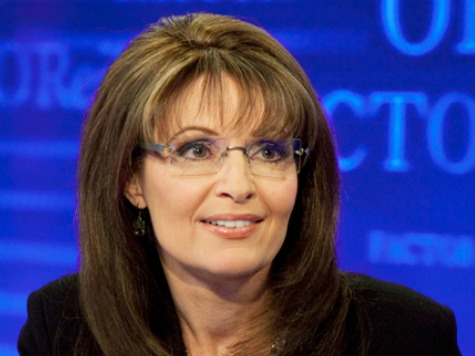 Palin: Hillary Unfit for Presidency Because of Benghazi Scandal
