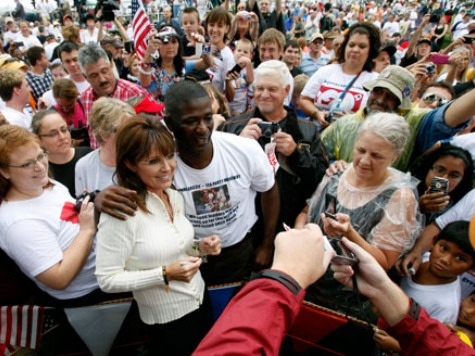 Palin 'Considering' Senate Run
