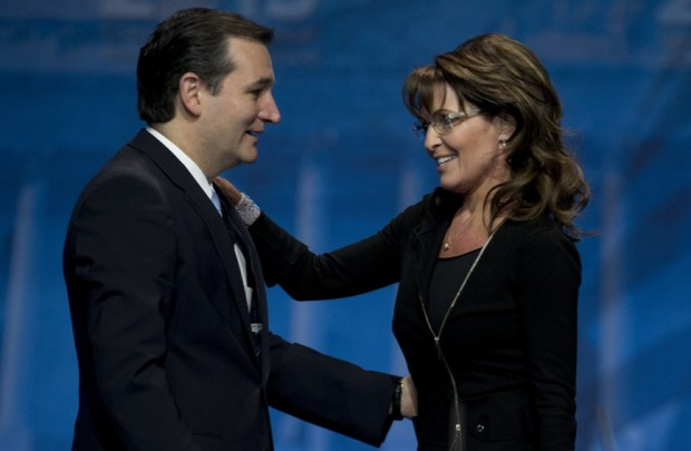 Palin: Waving White Flag on Obamacare Will Not Help GOP in 2014