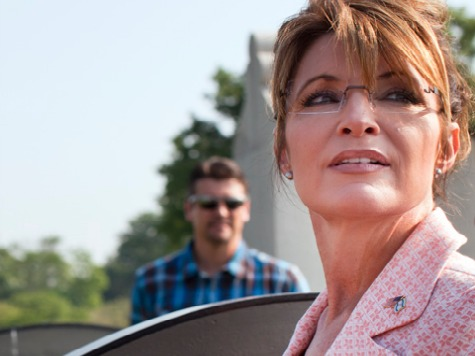 Todd Palin: Sarah Palin Would Win Pres Election 'Hands Down' if Media Weren't Biased