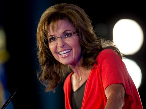 Palin to Donors: Don't Be Intimidated by Media Harassment