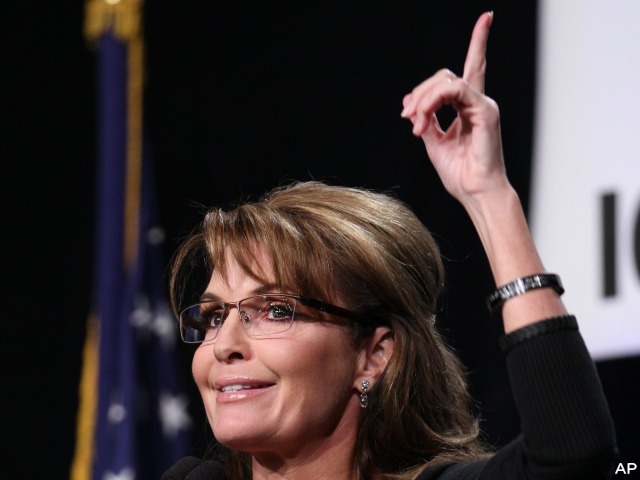 Palin: Americans Shouldn't Have Faith in 'Arrogant' Church of Big Government