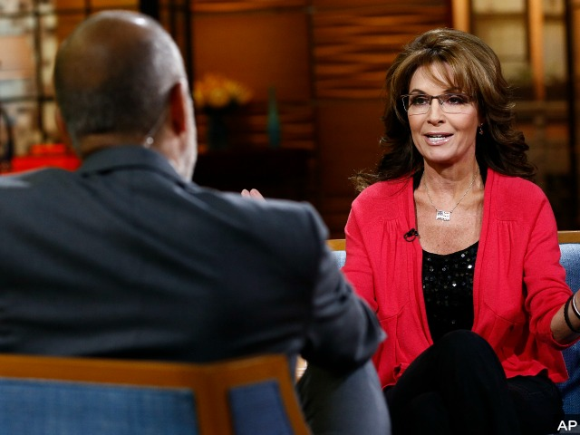 Palin Cancels Interview with Matt Lauer over NBC's Inaction on Bashir