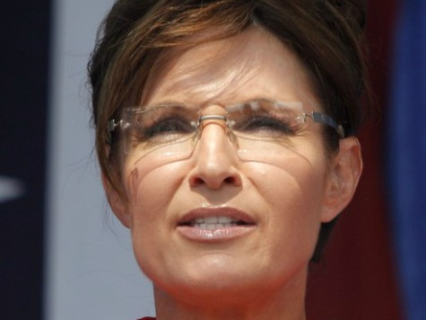 Palin Calls for Civil Disobedience at WWII Memorial 'Barrycades'
