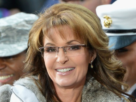 Palin: Christie 'Flirtin' with Disaster' on Second Amendment Stance