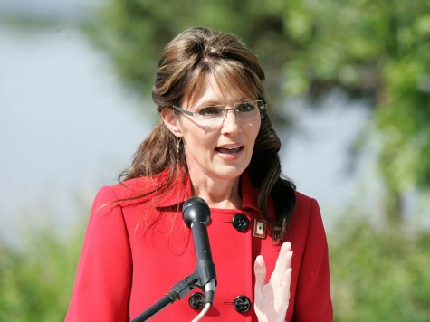Sarah Palin Praises Rush Limbaugh for Defending Matt Drudge Against MSM on 'Obamascare' Liberty Tax