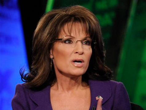 Palin: Americans Will Get 'Mugged By Reality' When Employer Mandate Hits