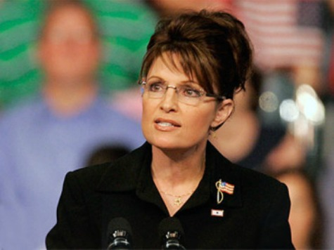 Palin: China Will Be 'Foreign Master' if America Doesn't Resolve Debt Crisis