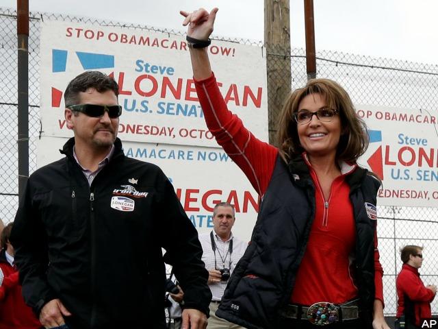 Palin: On to Kentucky
