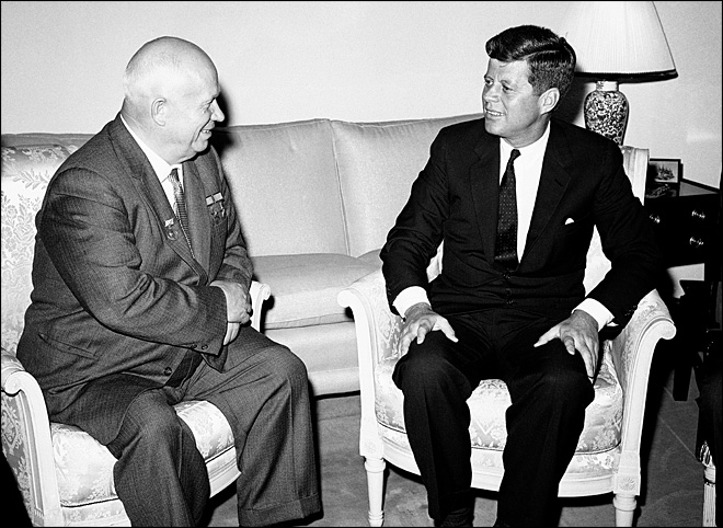 JFK Would Have Rejected the Iran Deal