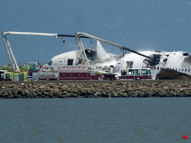 Police: Teen in Asiana Crash Hit by Fire Truck