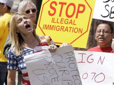 Tea Party Delivers Letters to Congress Opposing Amnesty