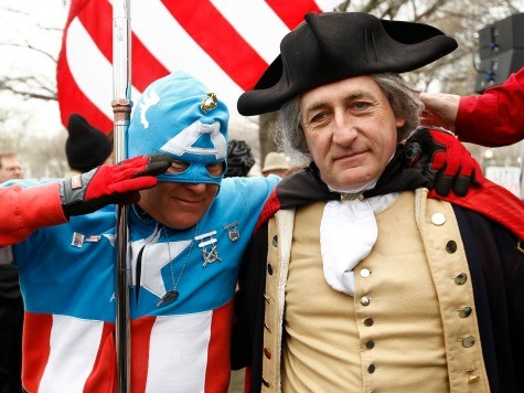 Tea Party Patriots Rallies Grassroots Against Immigration Bill
