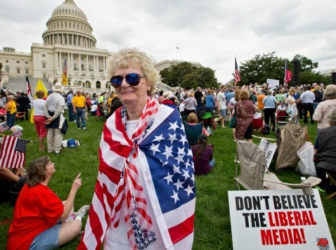 On 5th Anniversary Of Tax Day Rally, Tea Party Looks To Influence Elections