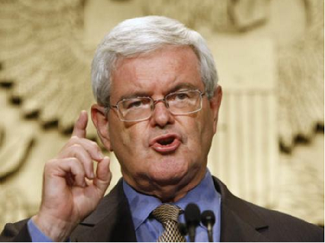 Gingrich's False Response to Mandela Facebook Trolls