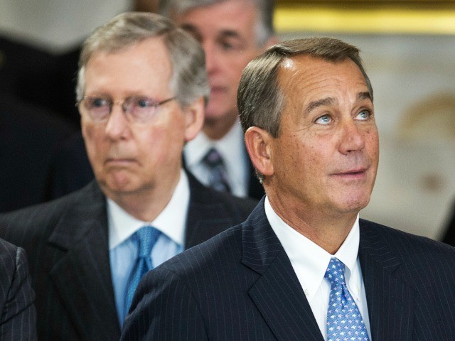 List: Republican House, Senate Votes on Debt, Shutdown Deal