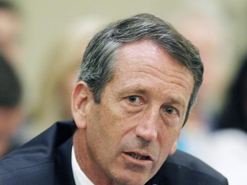Budget Hawk Sanford Seeks Redemption in Congressional Race