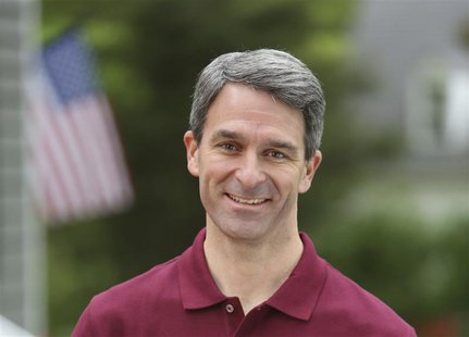 Cuccinelli, Levin Hold Joint Constitution Day Rally