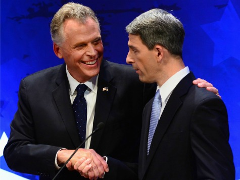Cuccinelli: McAuliffe Represents DC Politics, Detroit Finances, Hollywood Values