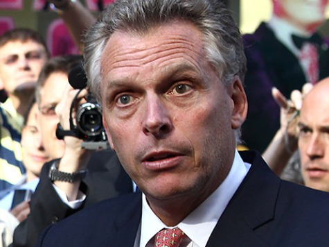 NRA Spends $466K on Ads on McAuliffe's War on Law-Abiding Gun Owners