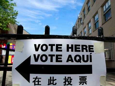 Report: New York City May Allow Amnestied Illegal Immigrants to Vote