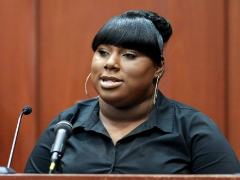 Jeantel Says She 'Won' by Not 'Cursing' Zimmerman Attorney from Stand