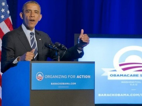 Exclusive: OFA Obamacare 'Success' Stories Include Former Dem Candidate, Activist
