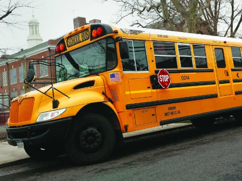 School Bus Drivers Reprimanded for Radio Prayer