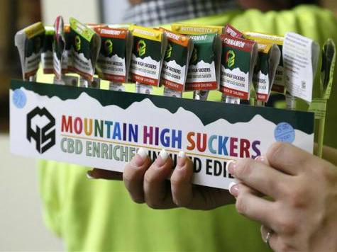 Marijuana Edibles Go Unregulated in Colorado