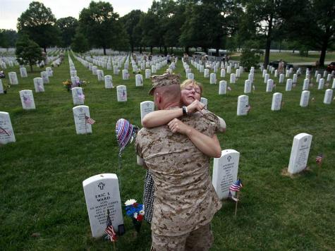U.S. Marine Dies in Afghanistan on New Year's Day