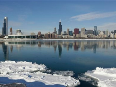 'Polar Vortex' to Blast Frigid Air over Much of U.S.