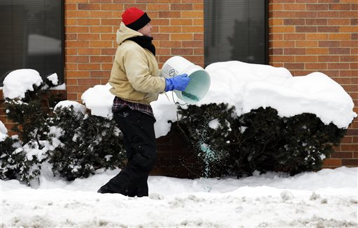 Historic Freeze Could Break Midwest Temp Records