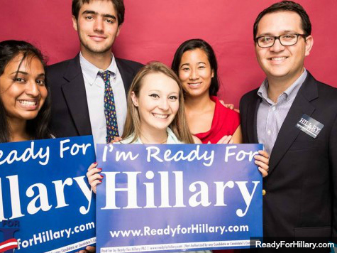 One Step Closer? Hillary PAC Announces 'Ready For Hillary' Bumper Stickers