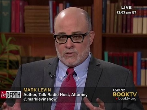 Mark Levin Lays Out Plan for Curbing Government Expansion: 'Thank God for the Tea Party'