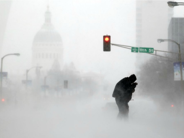 Polar Vortex LIVE BLOG: Temperature Records Set to Fall Across U.S.