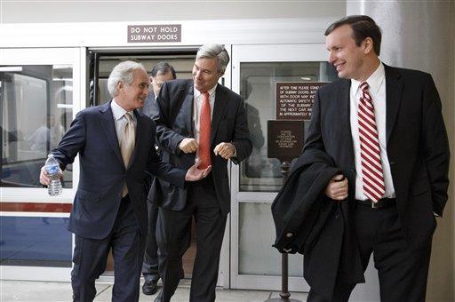 Showdown Set on Unemployment Bill in Senate