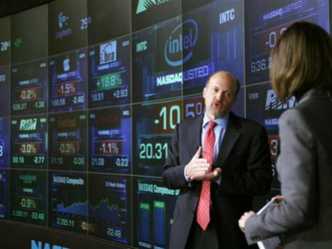 Jim Cramer: Amnesty Advocates Don't Care About American Workers