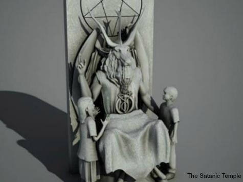 Satanic Temple Unveils Statue for Oklahoma Statehouse