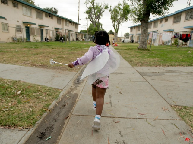 Los Angeles Plagued by Poverty, Crumbling Infrastructure