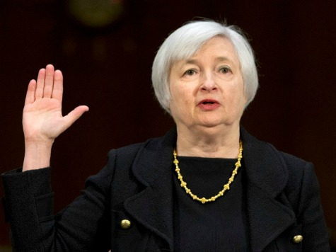 'Time' Sends New Fed Chair Janet Yellen Early Valentine's Card