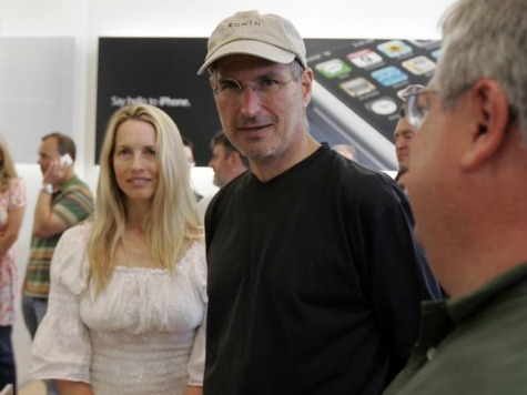 Steve Jobs' Widow Meets with House GOP to Push Amnesty