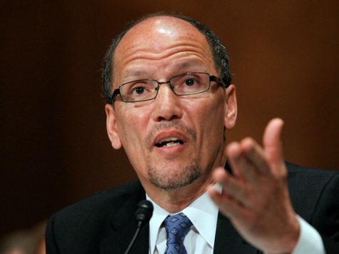 Labor Secretary Thomas Perez Pushes Amnesty After Dismal Jobs Report