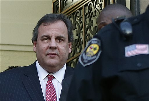 NJ's Christie Looks to Recover After Staff Shakeup