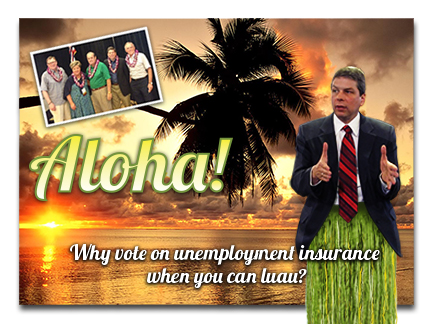 AK Sen. Mark Begich Misses Votes for Hawaii Trip