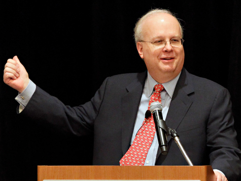 Tea Party Adversary Karl Rove: Christie Gained 'Street Cred' with Movement After Traffic Scandal